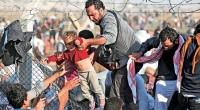 Le dimanche 14 juin, des milliers de réfugiés syriens massés à la frontière ont pu franchir les barbelés après la réouverture de la frontière turque, fermée «temporairement» par Ankara mercredi […]