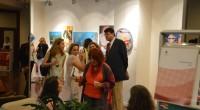 Le vernissage de la deuxième exposition de Solange Greco da Fonseca, épouse du Consul général du Brésil à Istanbul, a eu lieu ce mardi 14 juillet à la Iso Art […]