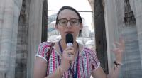 Notre équipe s'est rendue aux abords de la mosquée bleue à Istanbul pour rencontrer nos compatriotes français, que pensent-ils d'Istanbul ? Un reportage d'Elisabeth Raynal et Mathilde Gautry.