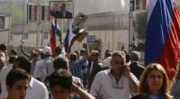 Deux obus ont visé ce matin, dans les alentours de 10h30, l'ambassade de Russie en Syrie. Quelques instants plus tôt, quelques centaines de manifestants se regroupaient pour soutenir la Russie. […]