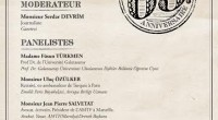 Le 18 novembre 2015, l'Assemblée Administrative de l'Association Culturelle Turquie-Francecélébrerale 65ème anniversaire de l'association. Le sujet de ce colloque organisé sous le patronage de Monsieur l'Ambassadeur de France en Turquie, […]