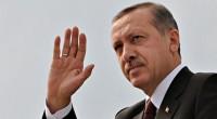 Le Président de la République de Turquie, Recep Tayyip Erdoğan prit la parole lors de l'Assemblée Générale des Nations