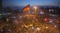 Le 31 mai dernier, à l'occasion du troisième anniversaire du mouvement protestataire de 2013 en Turquie, la place Taksim a été barricadée et surveillée par nombre de policiers.
