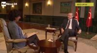 Le président de la République Recep Tayyip Erdoğan s'est exprimé sur les derniers événements en Turquie à la chaîne italienne Rainews24 lors d'une interview accordée à Lucia Goracci : « […]