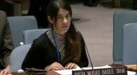 Le 16 septembre, Nadia Murad Basee Taha, une jeune yézidie de 23 ans qui fut réduite en esclavage par Daech, a été nommée ambassadrice de bonne volonté pour l'ONU.