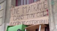 Jeudi 23 février, seize lycées de la capitale française ont été bloqués par des élèves afin de protester contre les violences policières.
