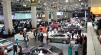 Plus de 100 000 personnes se sont rendues au Salon de l'automobile d'Istanbul trois jours après son ouverture officielle qui a eu lieu le 20 avril 2017.
