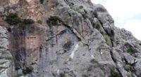 En début de semaine, des pillards ont détruit des artefacts de la colline de Çağman dans la province du sud d'Antalya, au cœur du district de Korkuteli.