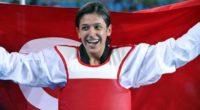 Le 27 juin, Nur Tatar Askara a remporté la médaille d'or au Championnat du monde de Taekwondo.