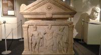 Le sarcophage romain d'Hercule, jusqu'alors exposé à l'Université de Genève, avait été l'objet de contrebande. Le quotidien Hürriyet nous apprend qu'il a finalement été restitué à la Turquie.