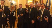 Jeudi 16 novembre, sous la haut patronage de S.E.M Charles Fries, Ambassadeur de Turquie, s'est tenue une soirée au Palais de France, à Istanbul, pour l'arrivée du Beaujolais nouveau.