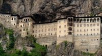 Situé dans la province de Trabzon en Turquie, le monastère de Sümela devrait de nouveau être accessible au public à la fin de l'année prochaine.