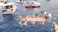 Après des années de lutte, la victoire revient aux groupes écologistes en faveur de l'interdiction de la pisciculture sur les rives de la province du district de Seferihisar, à İzmir.
