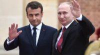 Le 24 mai dernier, le président français Emmanuel Macron était reçu au palais Constantin près de Saint-Pétersbourg par son homologue russe Vladimir Poutine. Comme un clin d'œil à leur première […]