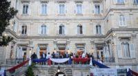 Ce 12 juillet on célébrait la fête nationale française au Palais de France d'Istanbul, un lieu empreint d'histoire témoignant des relations ancestrales entre la France et la Turquie.