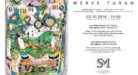 Le vernissage de l'exposition de Merve Turan, «Voyage vers l'inconnu, un nouveau monde», se tiendra au lycée Saint-Michel, à Istanbul, le 3 octobre, à 19h.