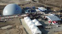 La municipalité d'Edirne a lancé un système de production d'électricité à partir de déchets.