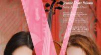 Le 20 décembre, à 19h, ne manquez pas le concert exceptionnel du Duo Varshavsky avec Rüzgâr Turgay et Ekin Güldoğan. Le concert aura lieu dans la salle Jeanne D'Arc du […]
