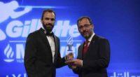 Le 27 mars, les athlètes turcs ont été mis à l'honneur à l'occasion de la 65ème cérémonie de remise des Prix des athlètes de l'année Gillette Milliyet.