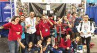 Unclub derobotique de lycéens d'Istanbul, « Les sultans de Turquie», a remporté unprixinternationallors de la FIRST Robotics Competition (FRC) qui s'est déroulée à Houston (Texas, États-Unis), le 20 avril dernier.