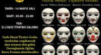 Le 14 mai, à 20 h, ne manquez pas la pièce de théâtre»On İkinci Gece» qui se déroulera sur la scène de la salle théâtre du lycée Saint-Joseph à Istanbul […]