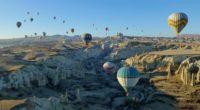 La Turquie organisera pour la première fois un festival de montgolfières en Cappadoce, une région célèbre notamment pour ses cheminées de fée et sa nuée de montgolfières au lever du […]
