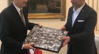 Vendredi 19 juillet, le Consul général de France à Istanbul et l'Ambassadeur de France en Turquie ont rendu une visite de courtoisie au nouveau maire d'Istanbul, Ekrem İmamoğlu.