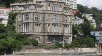 Le manoir Tophane Müşiri Zeki Paşa a été mis en vente pour 550 millions de livres turques (environ 96,3 millions de dollars).