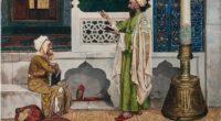 Osman Hamdi Bey, né en 1842 et mort en 1910, était un peintre et archéologue turc, et fut le fondateur du musée d'Istanbul.