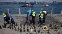 Des milliers de déchets ont été retirés des profondeurs du détroit du Bosphore par la municipalité métropolitaine d'Istanbul. Plongeant dans le Bosphore depuis Üsküdar jusqu'à la côte asiatique d'Istanbul, les […]