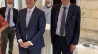 À l'occasion de départ du Consul général de France à Istanbul, Monsieur Bertrand Buchwalter, une petite réception en comité restreint a été organisée au Palais de France en présence de […]
