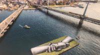 Saype, artiste franco-suisse de son vrai nom Guillaume Legros, débarque en Turquie pour la huitième étape de son projet «Beyond the wall» («Au-delà du mur»). Après Paris, Andorre, Genève, Berlin, […]